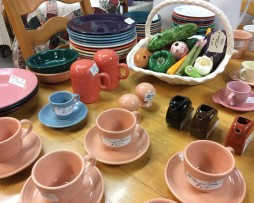 Collectibles and pottery